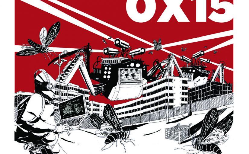 HackMeeting XO15 // 6-8 Luglio 2018