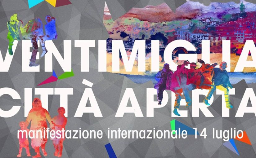 Assemblea di costruzione della mobilitazione a Ventimiglia // 23 Giugno 2018