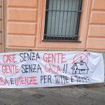 Solidarietà a Via Gramsci 11