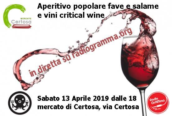 Basanata al Mercato // 13 Aprile 2019