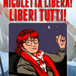 Nicoletta libera!
